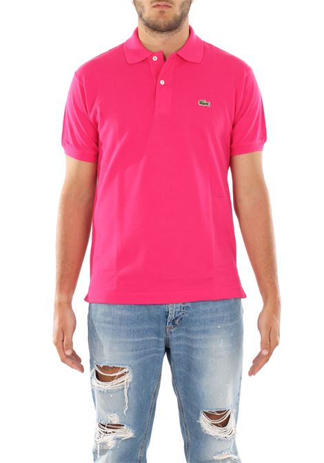 POLO IN COTONE Lacoste | Polo | L1212CAMELIA LEE