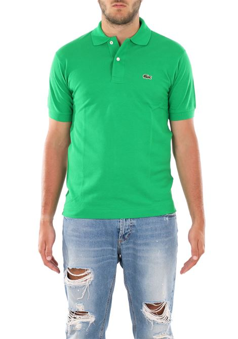 COTTON POLO Lacoste | Polo Shirts | L1212CLOROPHILLECAB