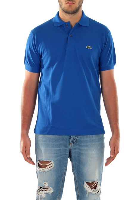 COTTON POLO Lacoste | Polo Shirts | L1212COBALTOSMC