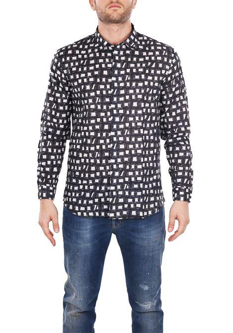 CAMICIA IN COTONE COSTUMEIN | Camicie | I03BLU