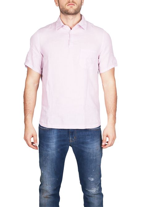 POLO IN LINEN COSTUMEIN | Polo Shirts | I24ROSA