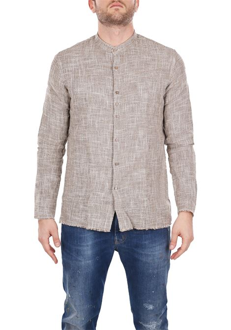 LINEN AND COTTON SHIRT COSTUMEIN | Shirts | I30BEIGE