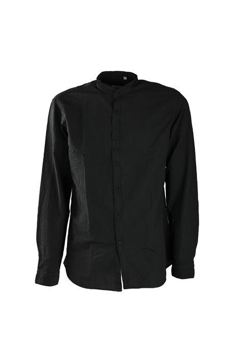 CAMICIA IN COTONE COSTUMEIN | Camicie | I32TNERO