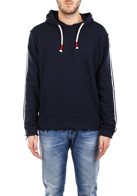 HOODED SWEATSHIRT DANIELE ALESSANDRINI | Sweaters | M6484E617380023