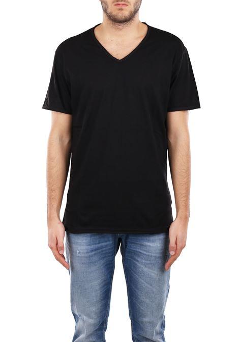 COTTON T-SHIRT DANIELE ALESSANDRINI | T-shirt | M904338001