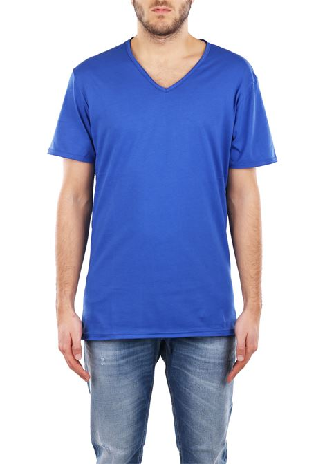 COTTON T-SHIRT DANIELE ALESSANDRINI | T-shirt | M904338003