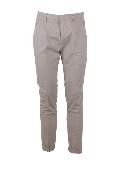 'GAUBERT' 'COTTON TROUSERS DONDUP | Pants | UP235GS021UPTDDU019