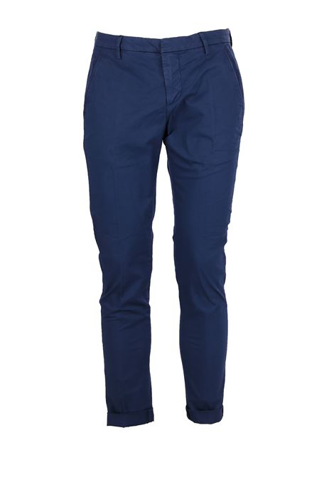 PANTALONE ''GAUBERT'' IN COTONE DONDUP | Pantaloni | UP235GS021UPTDDU866
