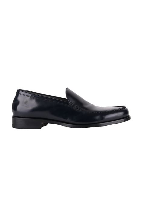 LEATHER MOCCASIN DUCA DI WELLS | Loafers | DU1007BELFUS007NB02