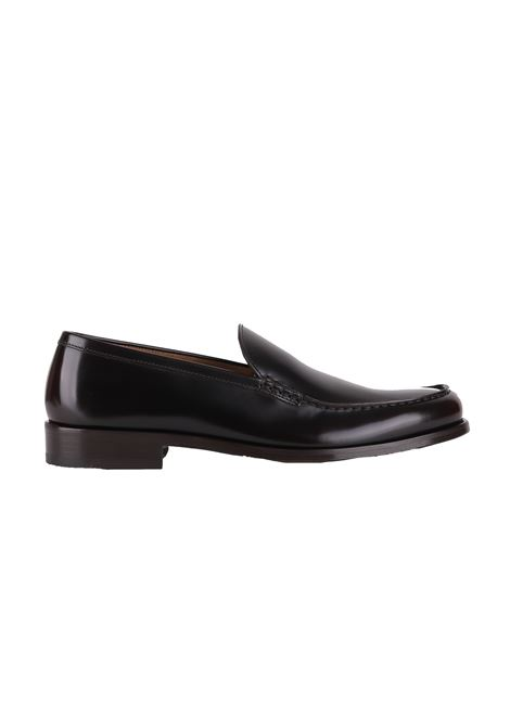 LEATHER MOCCASIN DUCA DI WELLS | Loafers | DU1007BELFUS007TM04