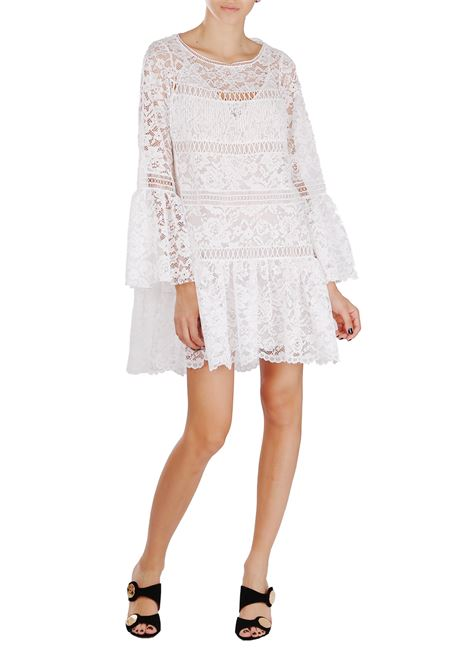 LACE DRESS ERMANNO SCERVINO | Dress | D324Q329871C006