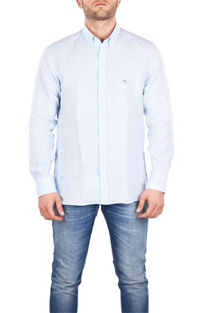 LINEN SHIRT ETRO | Shirts | 163656400250