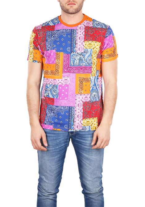 T-SHIRT IN COTTON ETRO | T-shirt | 1Y02040728000