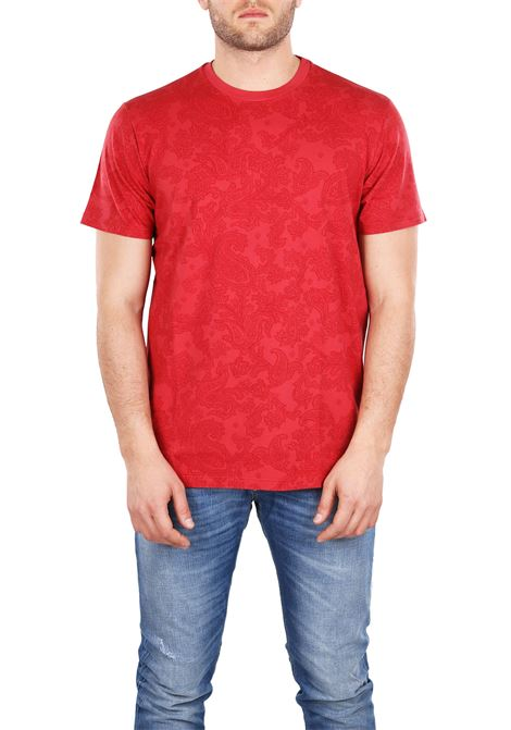 T-SHIRT IN COTTON ETRO | T-shirt | 1Y0209168604