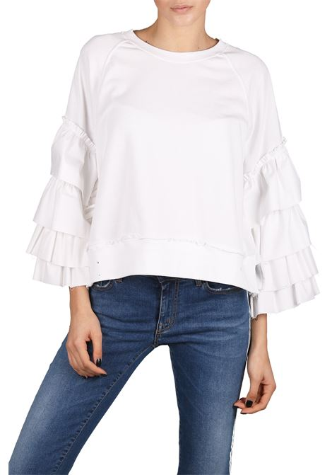COTTON SWEATSHIRT G!NA | Sweatshirts | GI180606/A100