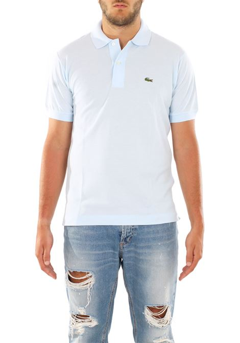 COTTON POLO Lacoste | Polo Shirts | L1212RUISSEAUT01