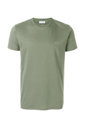T-SHIRT IN COTONE Lacoste | T-shirt | TH670902C