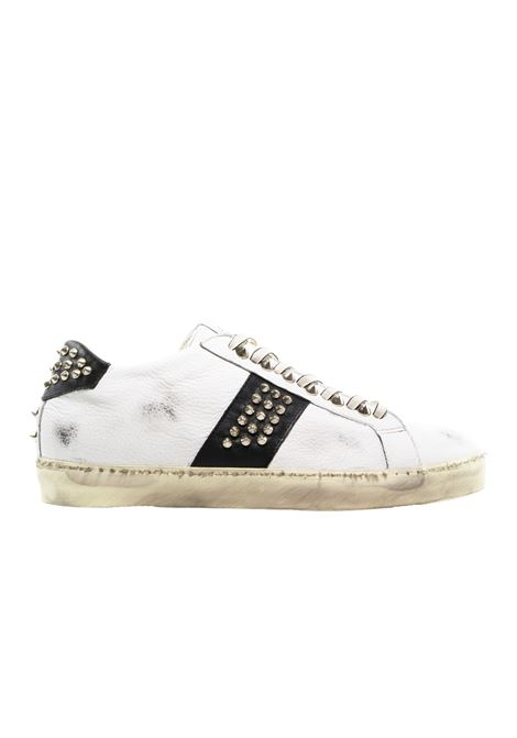 SNEAKERS IN PELLE LEATHER CROWN | Sneakers | MICONIC16