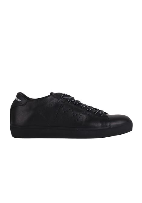 SNEAKERS IN PELLE LEATHER CROWN | Sneakers | MICONICNERO