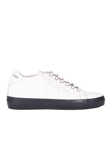 SNEAKERS IN PELLE LEATHER CROWN | Sneakers | W13669