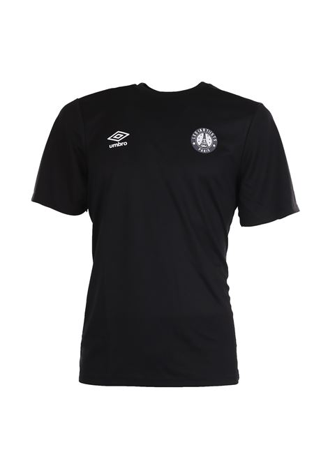 T-SHIRT IN COLLABORAZIONE CON ''UMBRO'' LES ARTISTS | T-shirt | LA06JSY52BKBLACK