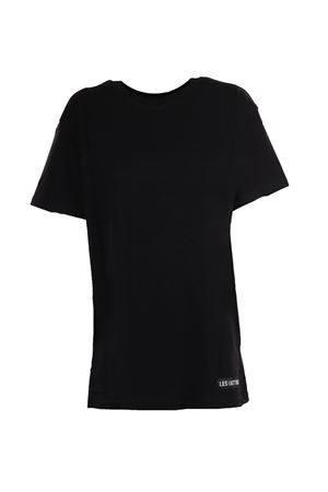 T-SHIRT CON STAMPA LES ARTISTS | T-shirt | LA06TEE1072BKBLACK