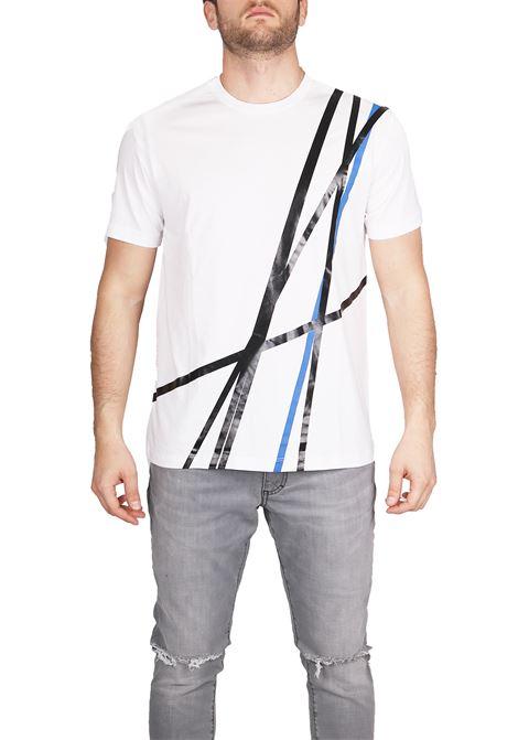 T-SHIRT CON STAMPA LES HOMMES   T-shirt   URE800PUE809A1907