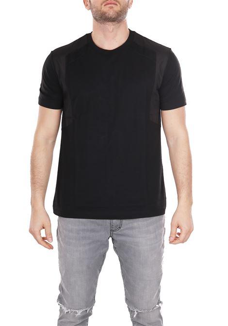 COTTON T-SHIRT LES HOMMES | T-shirt | URE802UE800B9000