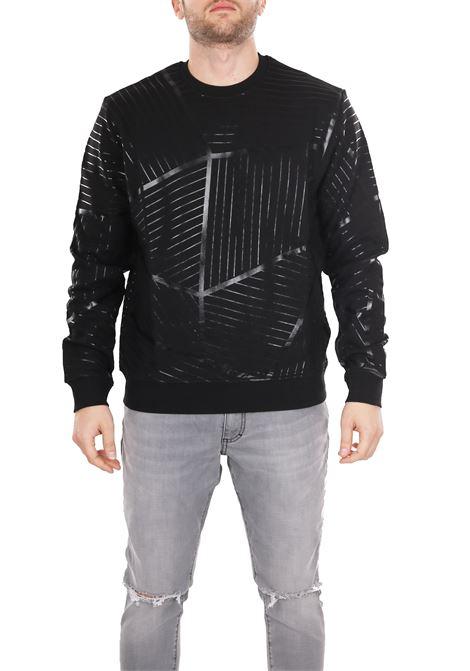 COTTON SWEATSHIRT LES HOMMES | Sweatshirts | URE850PUE858A9000