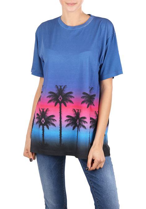 PRINTED T-SHIRT MARCELO BURLON | T-shirt | CWAA016R186780378800