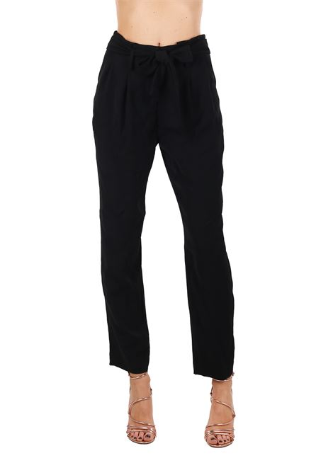 HIGH WAIST TROUSERS MICHAEL DI MICHAEL KORS | Pants | MH73GY46BZ001