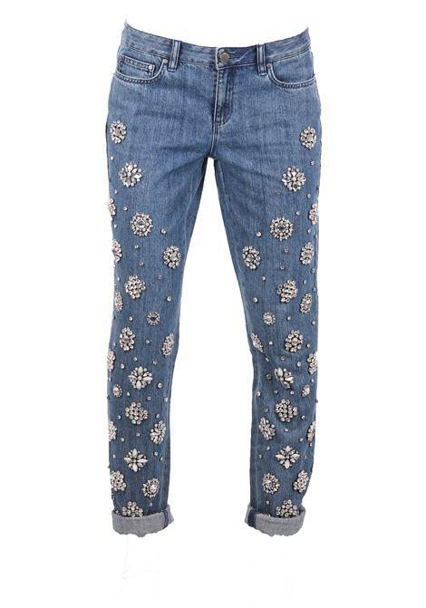 JEANS IN COTONE MICHAEL DI MICHAEL KORS | Jeans | MH79CN3N37488