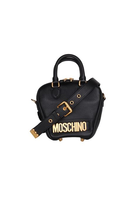 LEATHER BAG MOSCHINO | Bags | 74458003555