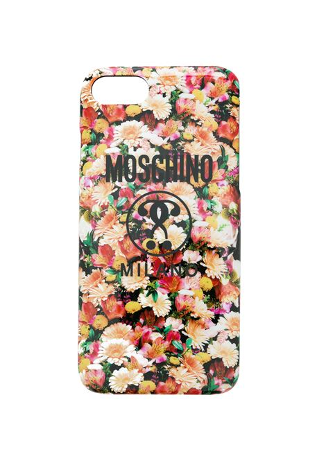 COVER IPHONE 8 MOSCHINO | Cover | A791683051888
