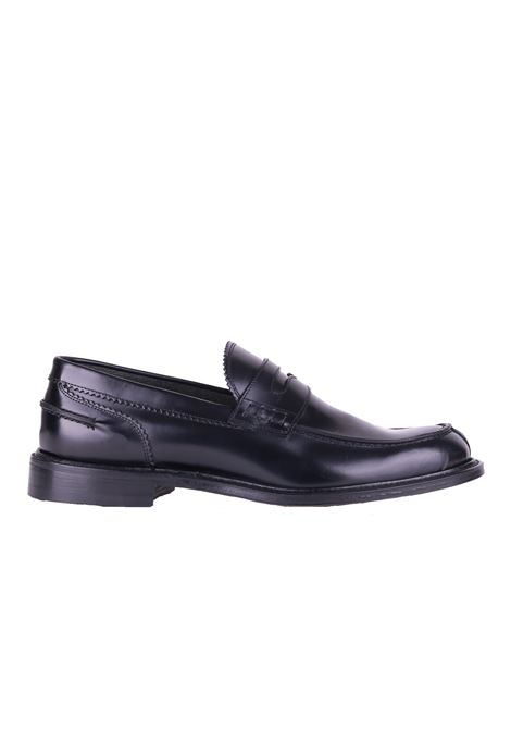 DEER MOCCASIN ORTIGNI | Loafers | 955824NERO