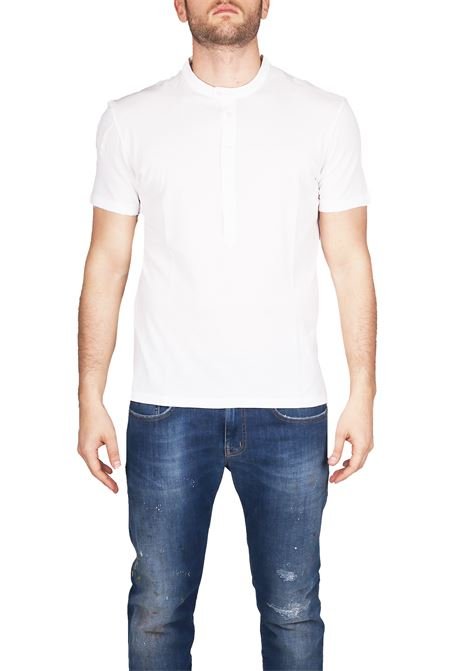 T-SHIRT IN COTONE PAOLO PECORA | T-shirt | F14141381101