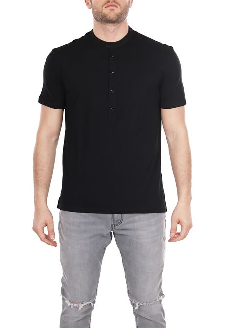 T-SHIRT IN COTONE PAOLO PECORA | T-shirt | F14141389000