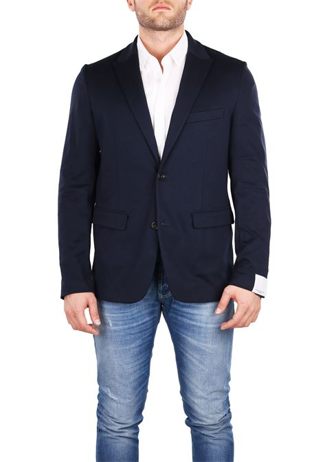 COTTON JACKET PAOLO PECORA | Jackets | L04241926685