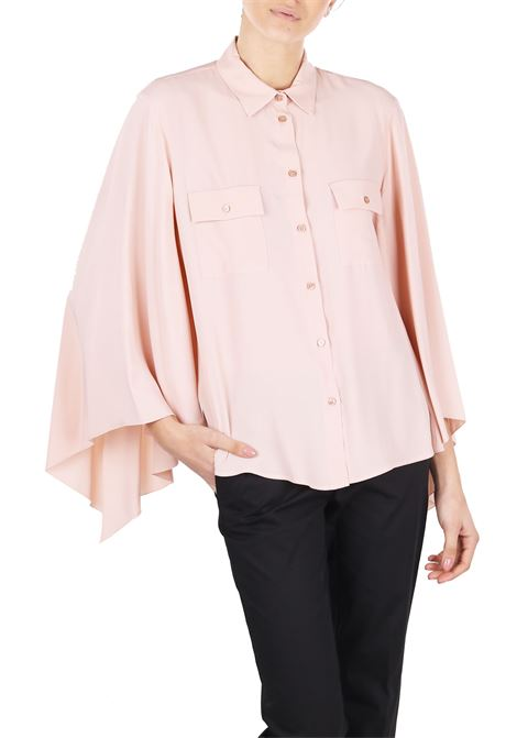 SILK BLEND SHIRT PINKO | Shirts | FANCY1B12VY4926N34