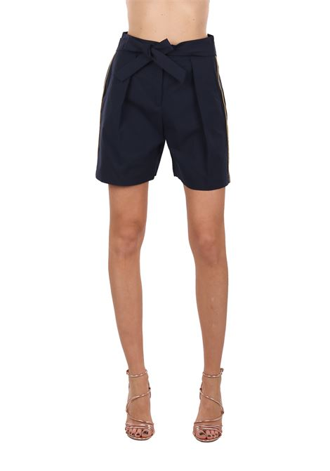COTTON SHORTS PINKO | Shorts | MALVA3U10B66554F92