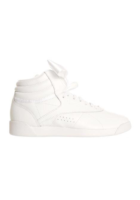 SNEAKERS CON FIOCCO REEBOK | Sneakers | CM8903BIANCO