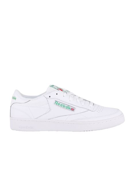 LEATHER SNEAKERS REEBOK | Sneakers | CN0645BIANCO
