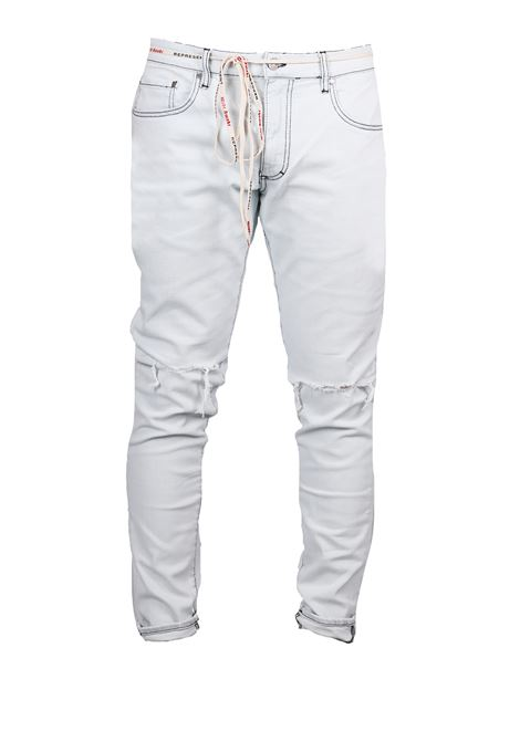 JEANS DENIM CLEAR REPRESENT | Jeans | DESTROYER DENIMJEANS