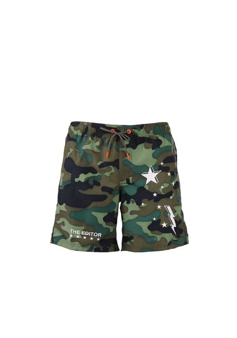 COSTUME BOARDSHORT THE EDITOR | Costumi | E403444N15100557