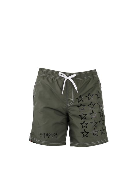 COSTUME BOARDSHORT THE EDITOR | Costumi | E403444N15100653