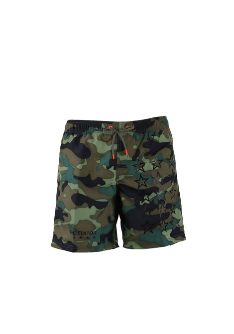 COSTUME BOARDSHORT THE EDITOR | Costumi | E403444N29100557