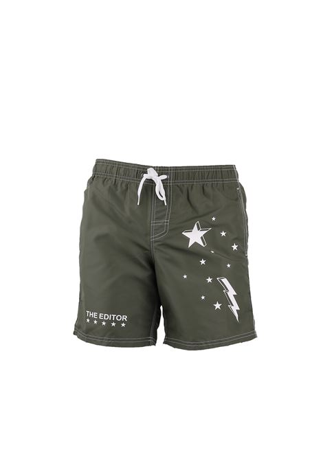COSTUME BOARDSHORT THE EDITOR | Costumi | E403444N29100653