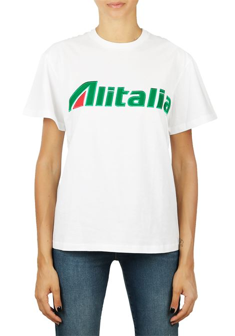 COTTON T-SHIRT ALBERTA FERRETTI | T-shirt | 070116721