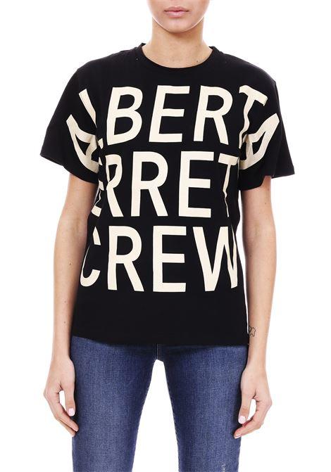 COTTON T-SHIRT ALBERTA FERRETTI | T-shirt | 07091672555