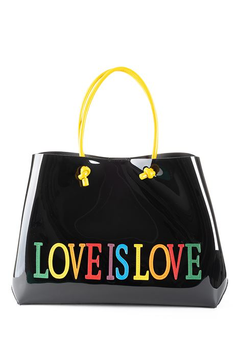 TOTE BAG 'LOVE IS LOVE' ALBERTA FERRETTI | Bag | 70018213J0555
